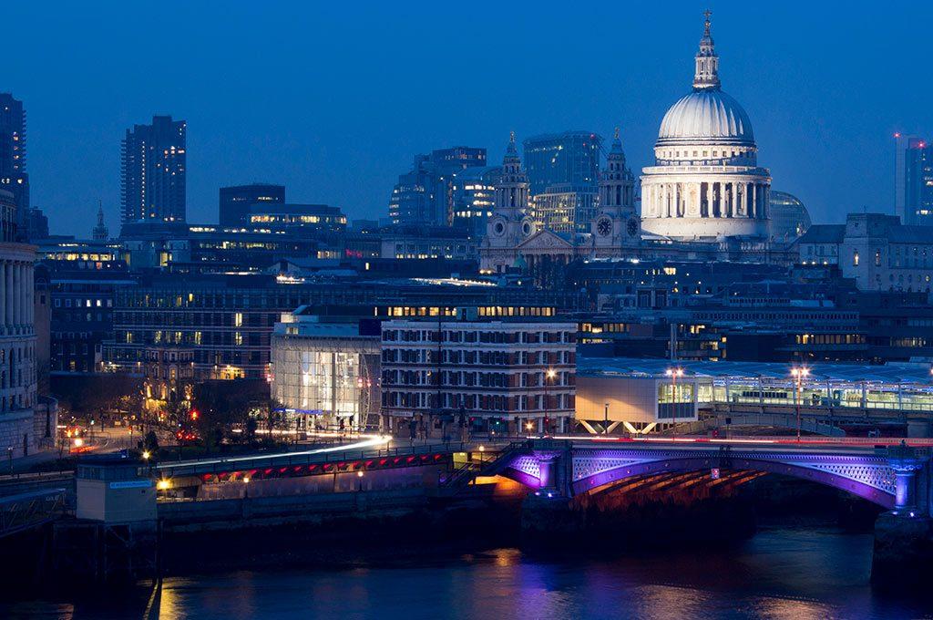 Rooftop Venues - London
