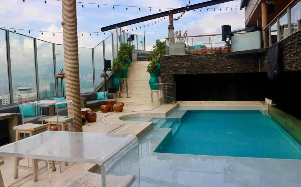 Best Rooftop Venues and Bars - Colombia