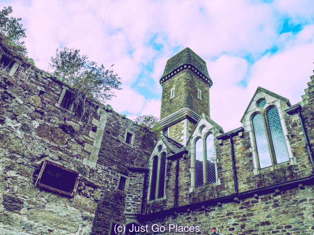 Bodmin Jail is said to be on of the most haunted places to visit.