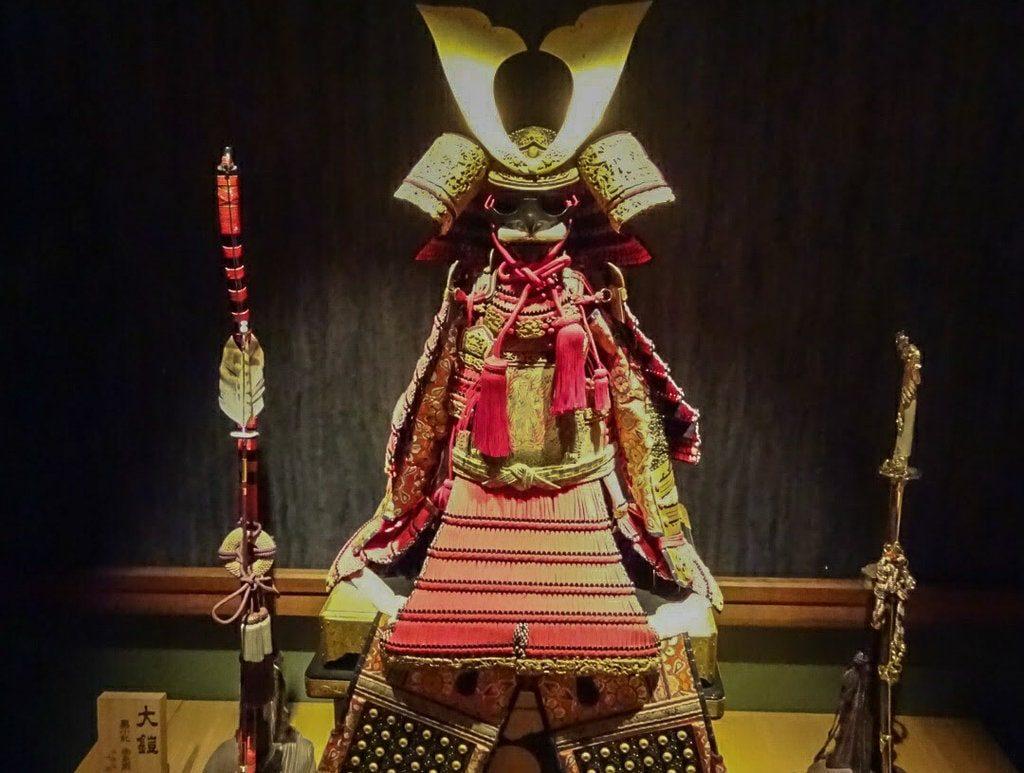 Interesting Things About Japan - Samurai