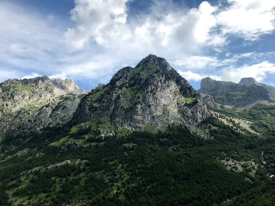 The Accursed Mountains in Albania. Most haunted places to visit