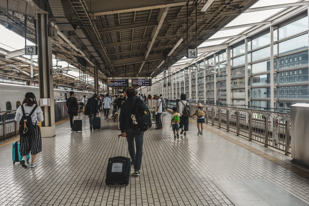 Cool Things Japan Is Famous For - Shinkansen