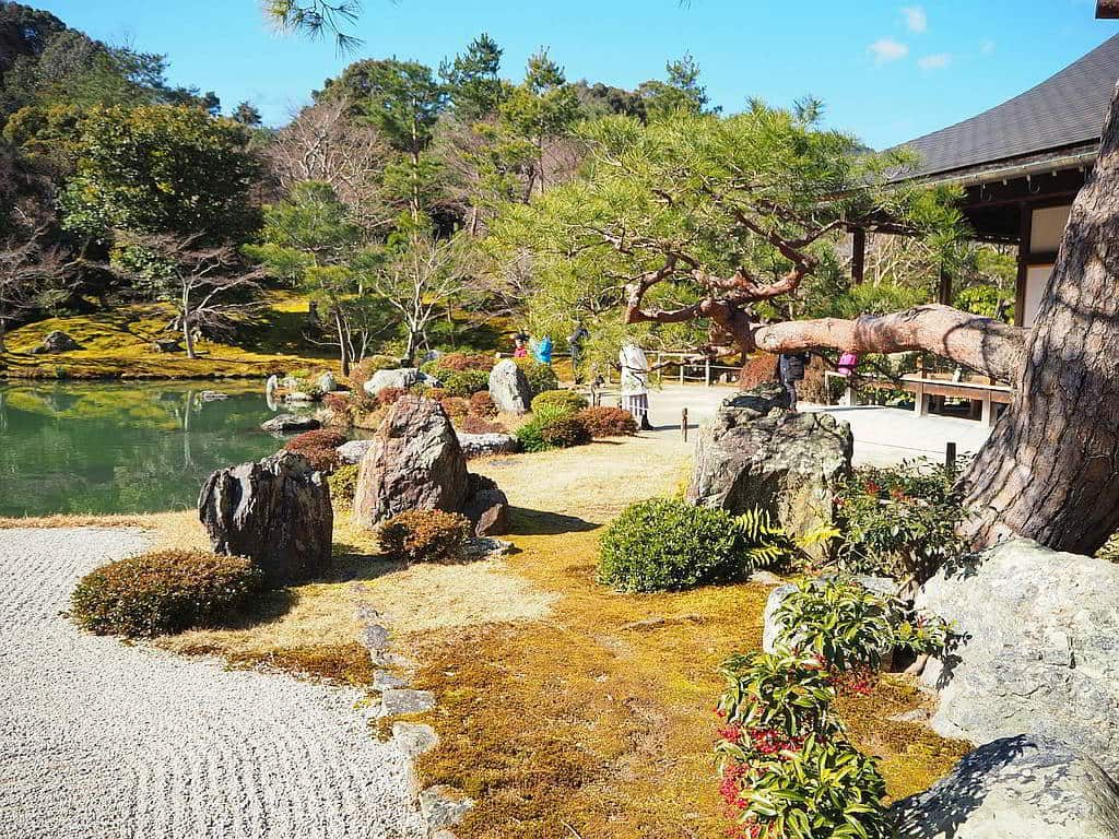 Beautiful Things to See in Japan - Traditional Japanese Gardens