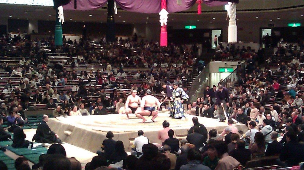 Unique Things About Japan - Sumo Wrestling