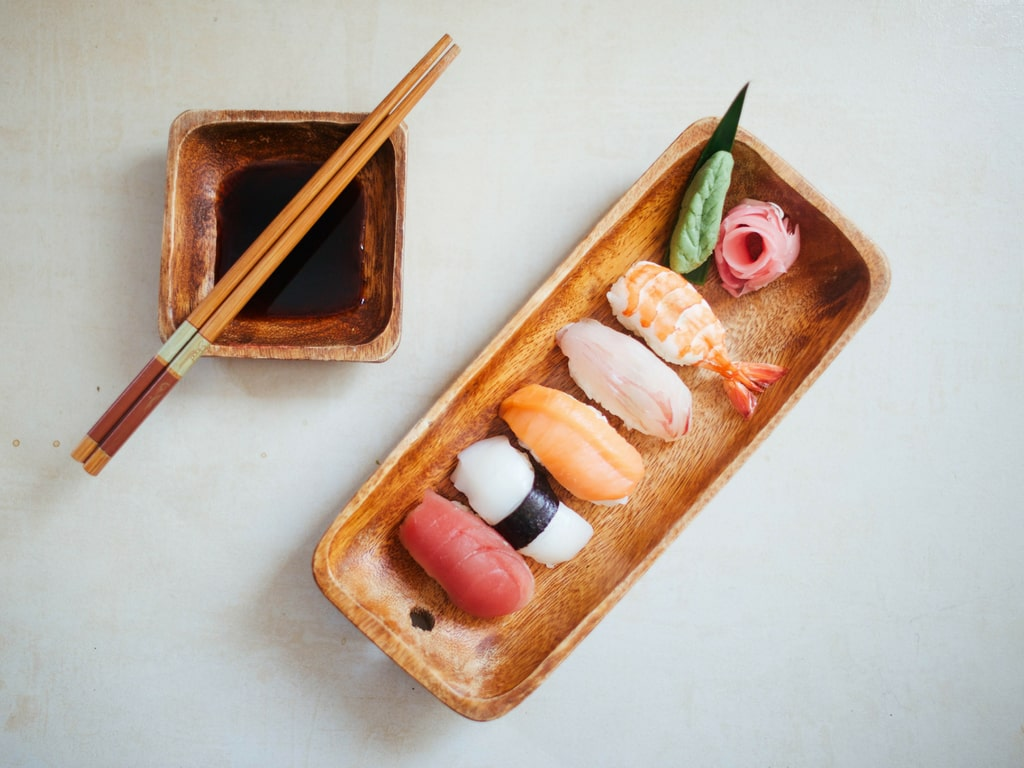 Unique Things About Japan - Sushi