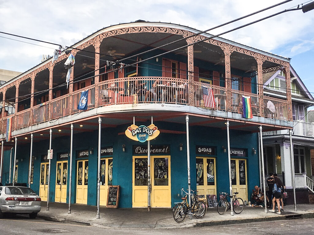 New Orleans on a musical road trip
