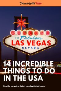 things to do in the USA