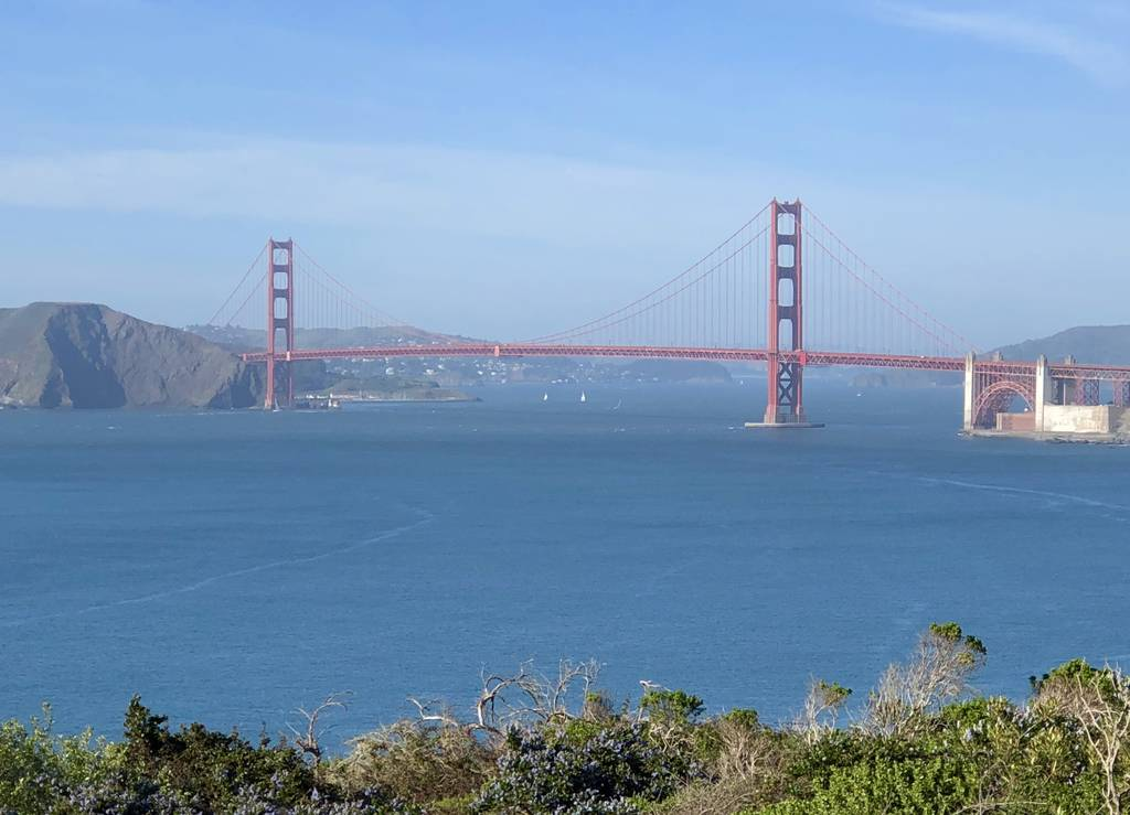 Things to Do in the United States - The Golden Gate Bridge