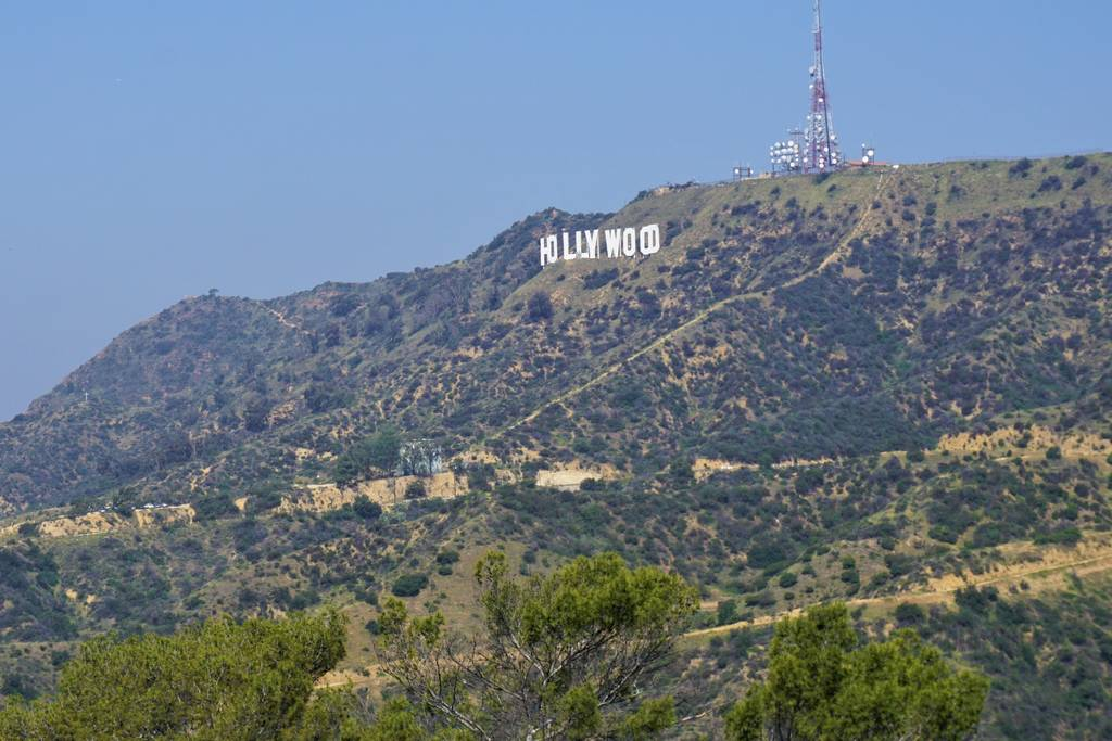 Things to Do in the United States - The Hollywood Sign