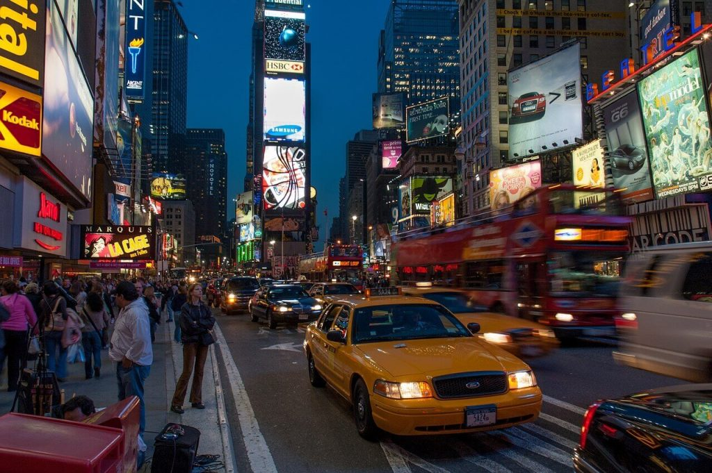 Times Square Facts, It's home to amazing entertainment