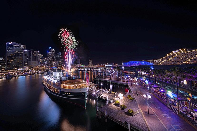 Darling Harbor - 2 Week Australia Itinerary