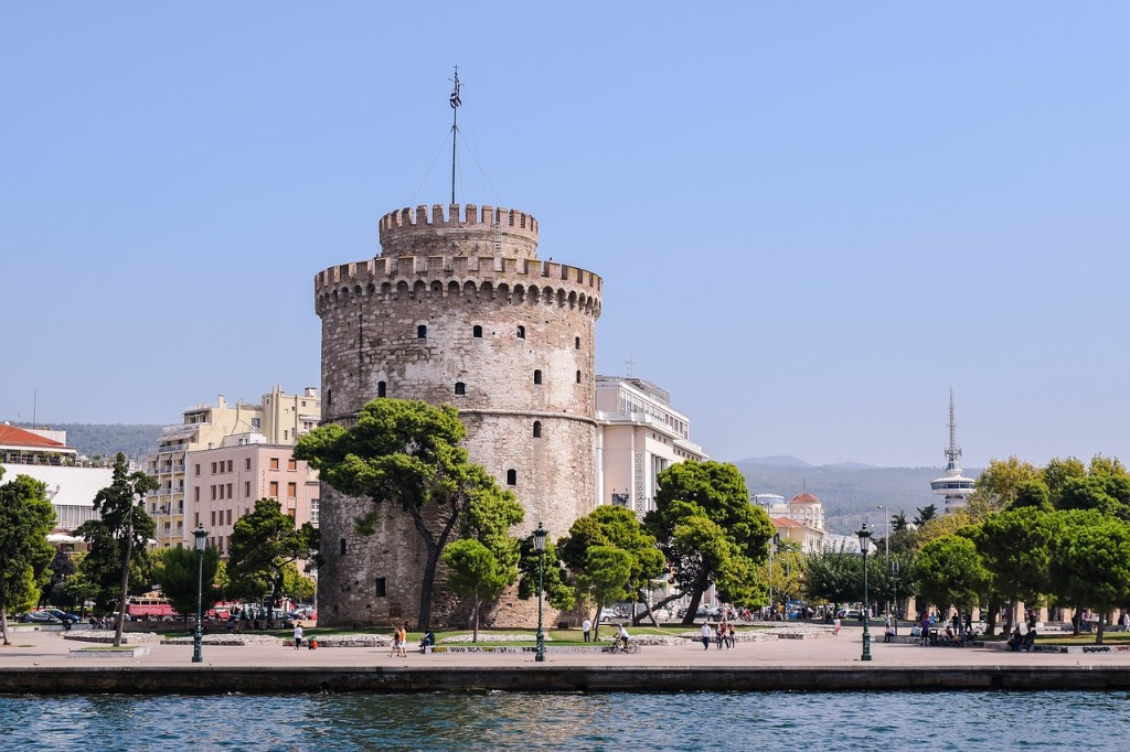 European Capitals of Culture - Thessaloniki