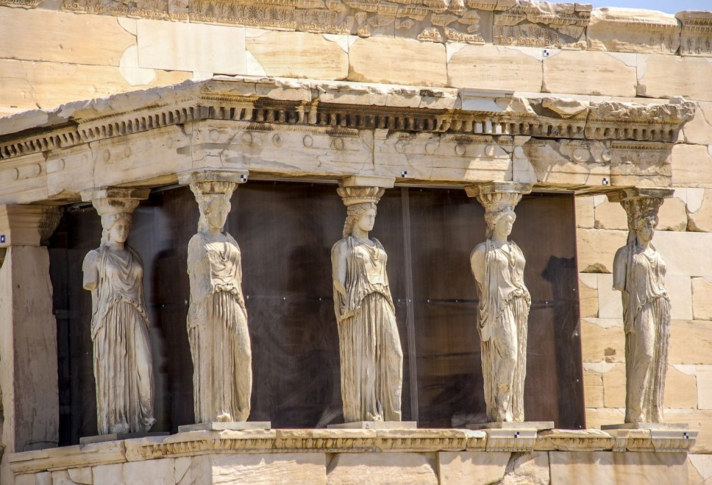 Athens is one of the European Capitals of Culture