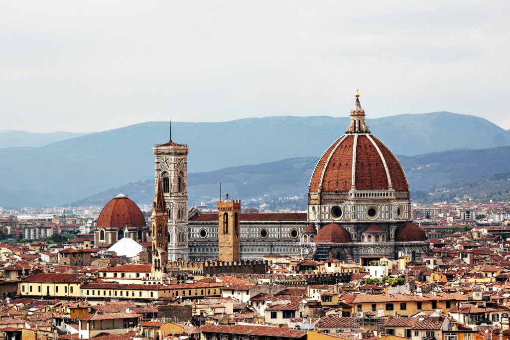 Cultural Capital - Florence