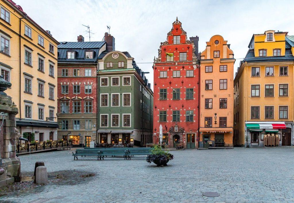 European Capitals of Culture - Stockholm