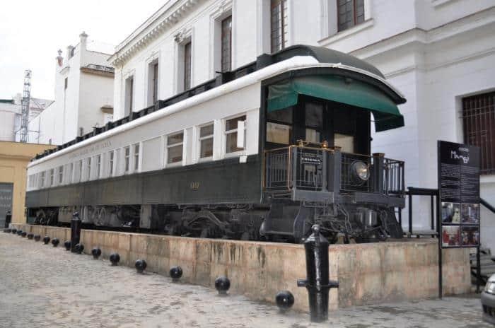 Museums of Havana - Coche Mambi