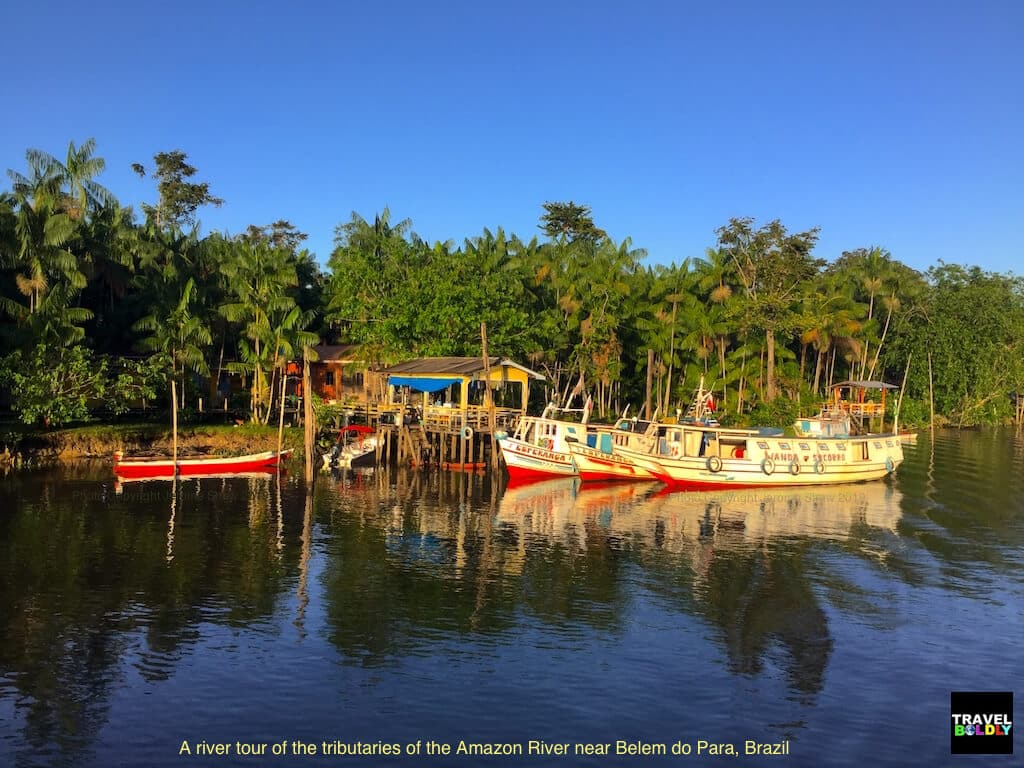 Amazon River is a great group tour