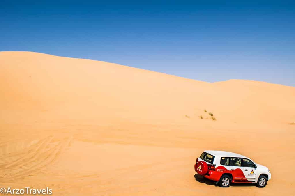Dubai Desert day tours