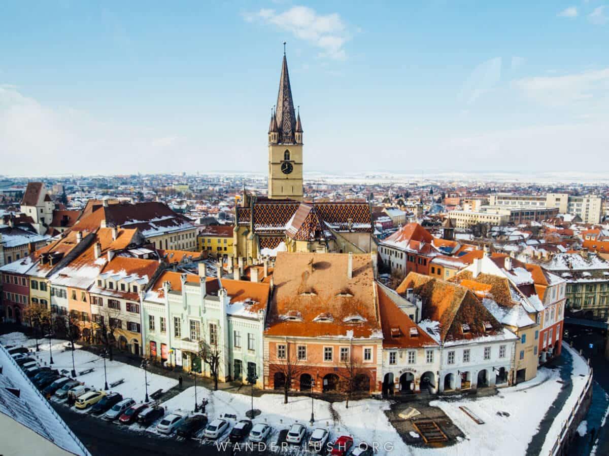 Sibiu - Europe's Capital of Culture
