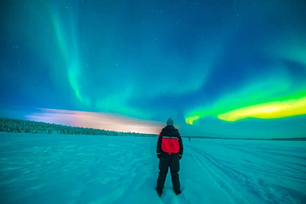 Extreme tours in the Arctic are great