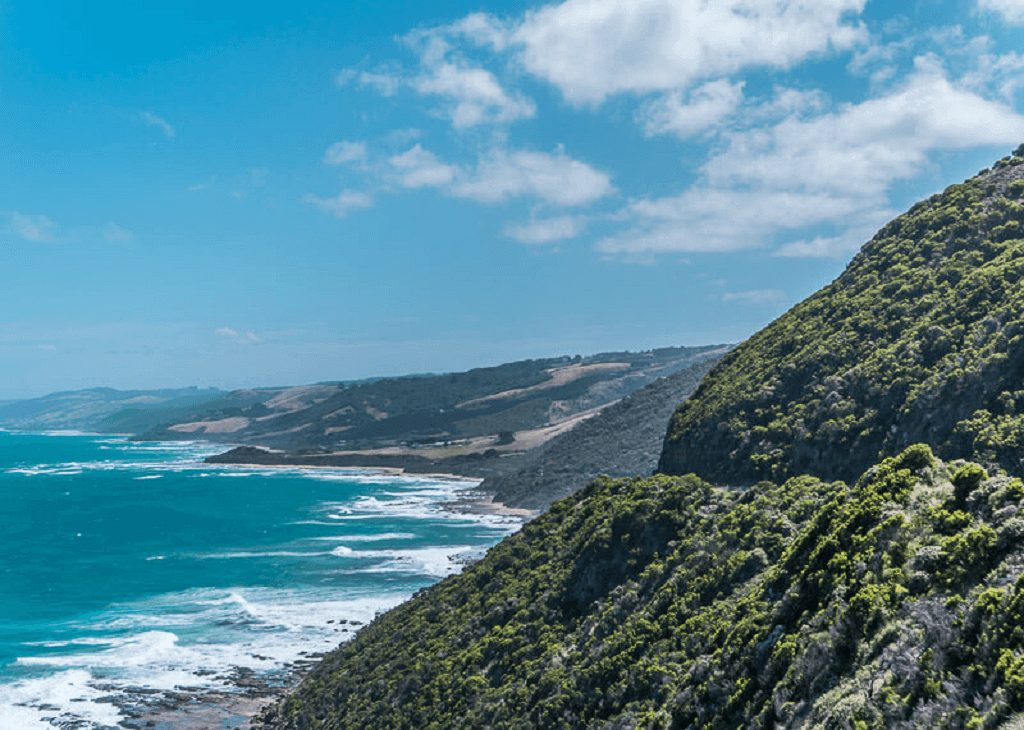 Multi day group tour with Great Ocean Road