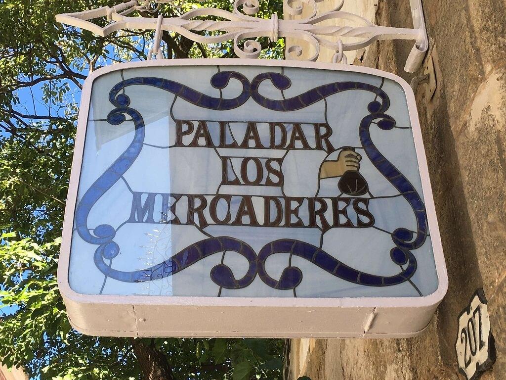 Los Mercaderes, Havana restaurants