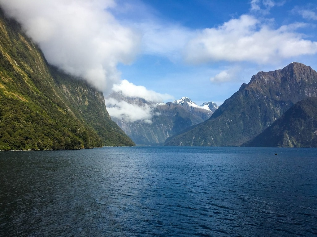 Milford sound cruise is one of the best day tours