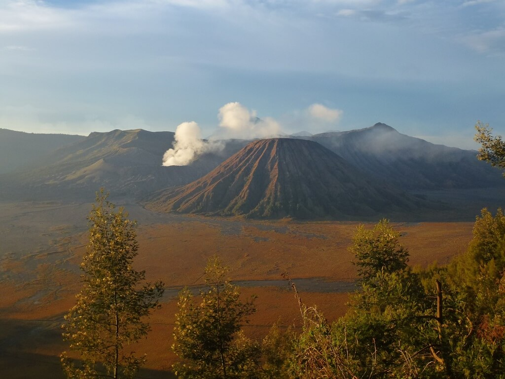 Mt. Bromo, Indonesia a great group tour