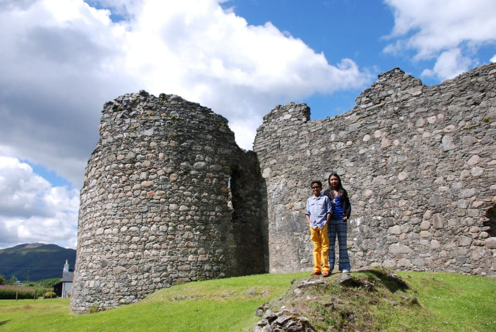 Day tours to Scottland Highlands