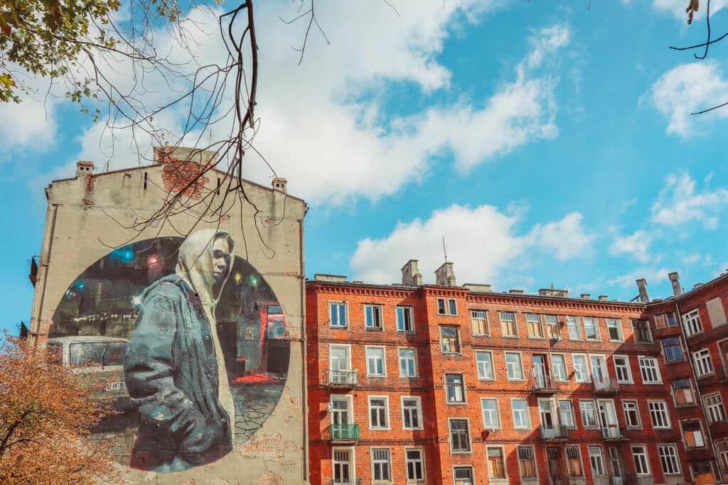 Warsaw street art best day tours