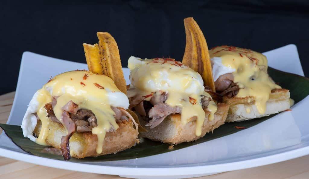 Food found in Havana restaurants