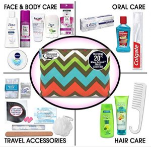 Best Travel Accessories for Women - Travel Sized Toiletries Kit