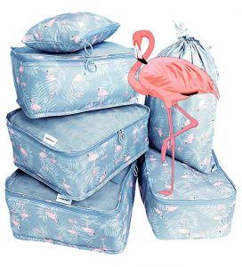 Best Travel Accessories for Women - Packing Cubes