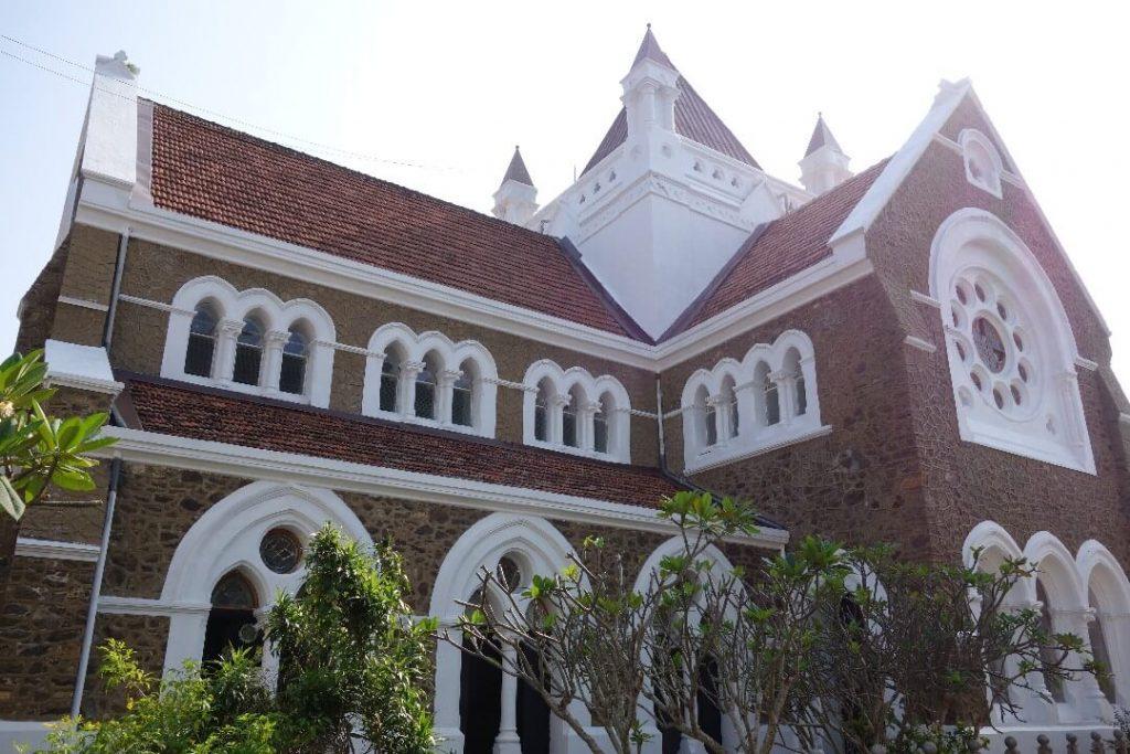 Galle church