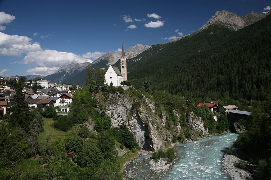 Scoul is one of the villages in Switzerland you will love