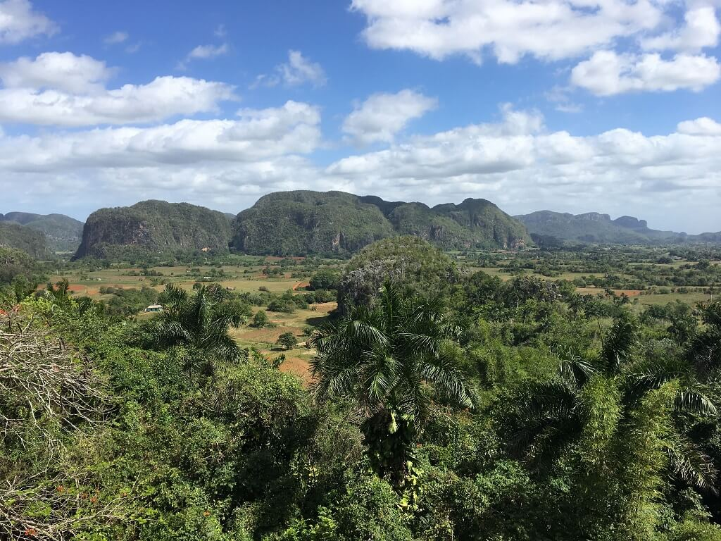 The Valley of Vinales, part of the Cuba Cultural Tour