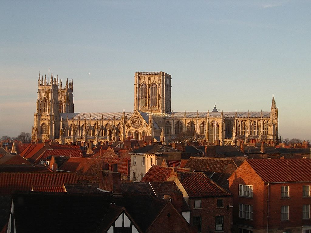 York Minster - One of the great cathedrals of England