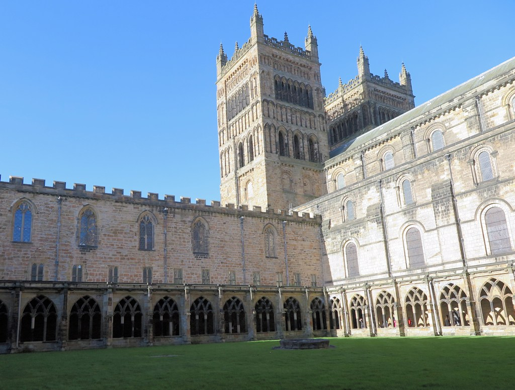 Great Cathedrals of England - Durham