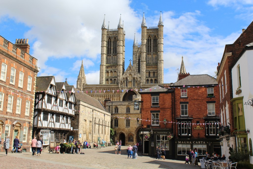 Great Cathedrals of England - Lincoln
