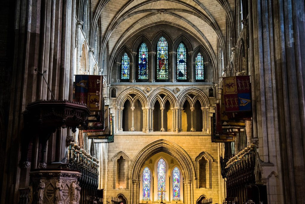 St Patrick's Cathedral - Dublin