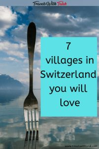 switzerland villages and lakes