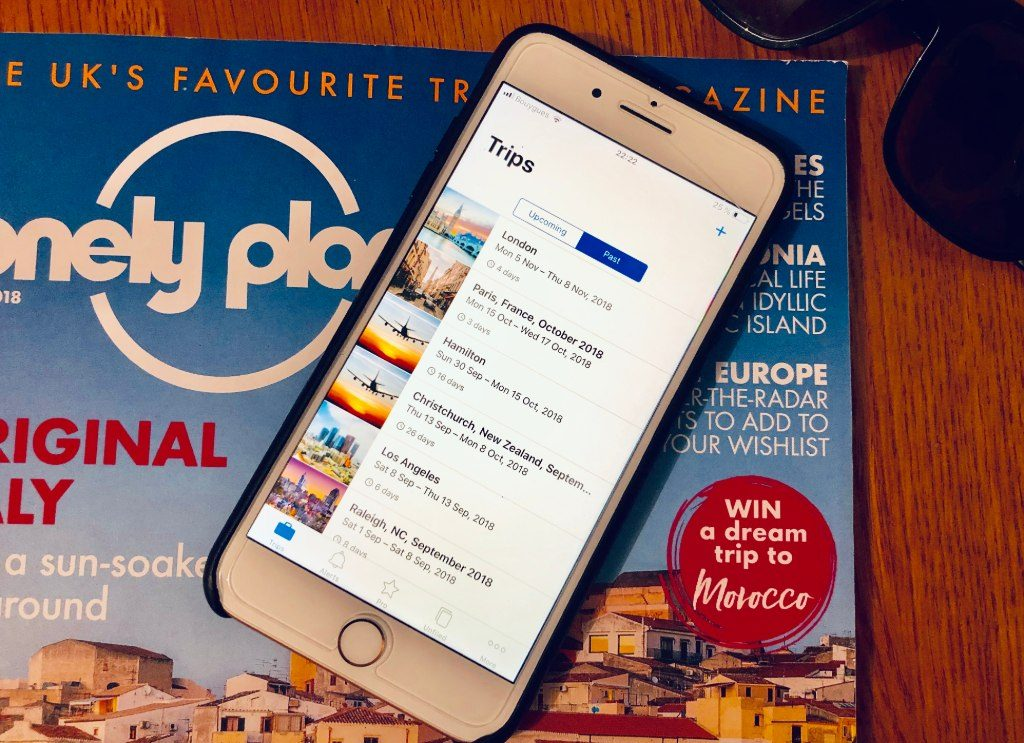 best travel apps for europe