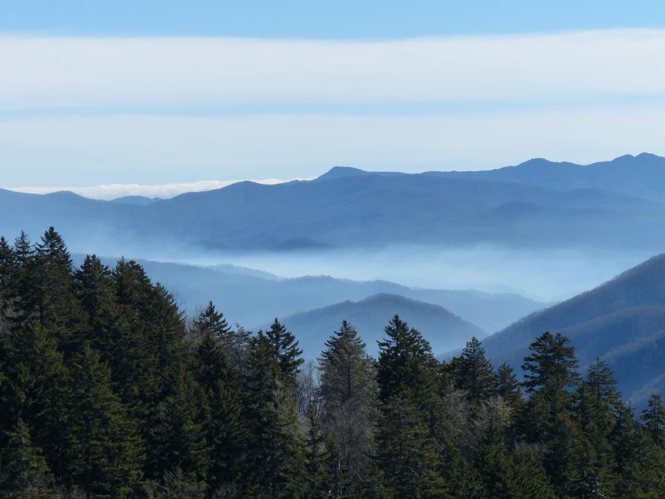 Travel Inspired by Books - The Smoky Mountains