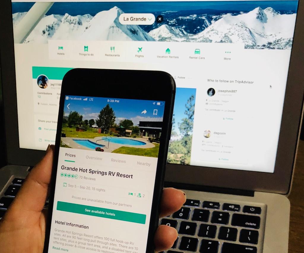 Best Travel Apps - TripAdvisor