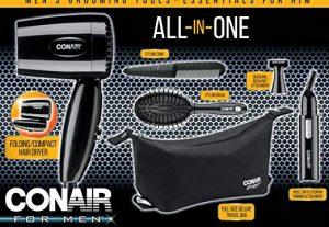 Travel Essentials for Men - Men's Grooming Kit