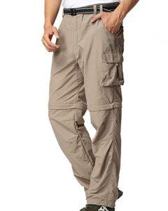 Travel Essentials for Men - Men's Convertible Pants