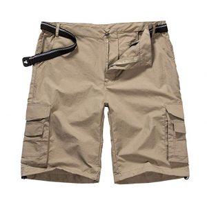 Travel Essentials for Men - Men's Cargo Shorts