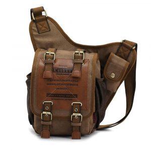 Travel Essentials for Men - Messenger Bag