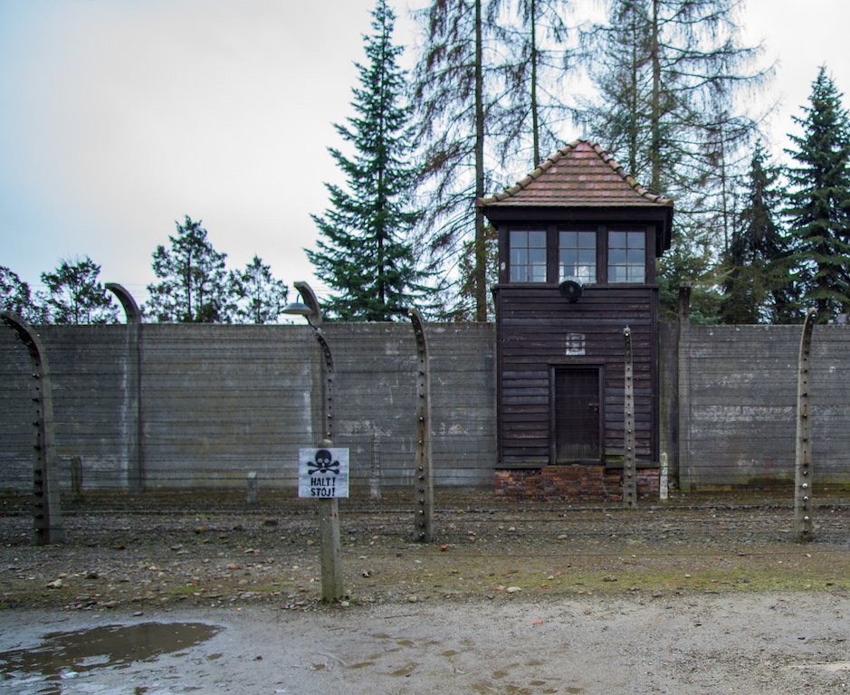 The Gates of Auschwitz - Germany