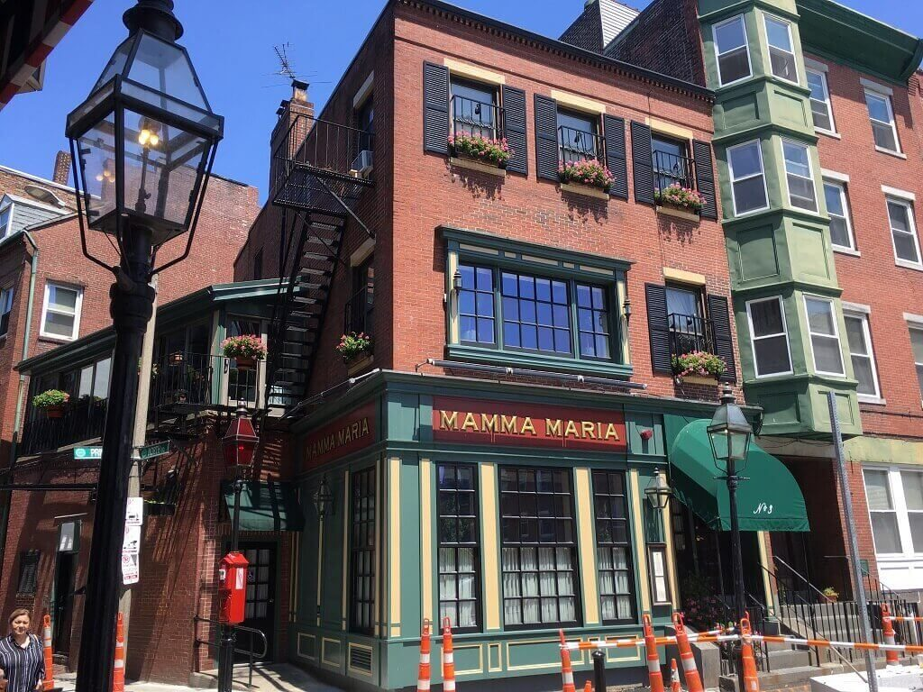 Restaurant in Boston's Little Italy neighborhood a must for first timers.